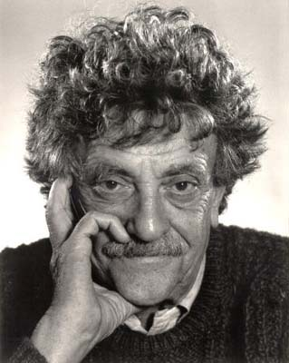 Kurt Vonnegut…Faces…and Face Booking U