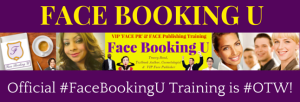 #Official FaceBookingU Training Is Coming