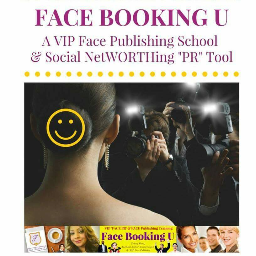 #Facewerk FACE PR professional training now @ 'Face Booking U' Available onAmazon.com