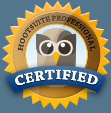 Tracey Bond, Certified Social Media Professional & Hootsuite Pro Solutions Partner BondGirl007Penterprises.com