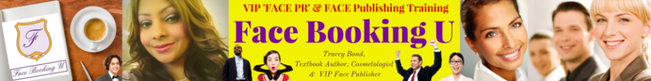 "Q: Why you may need a professional ""Face Booking U"" Trainer?  Excerpt from ""Face Booking U: VIP Face Publishing School and Social NetWORTHing Tools"""