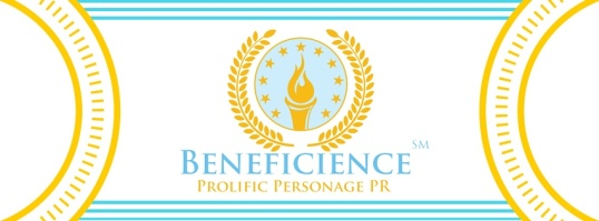 BENEFICIENCE Prolific Public PR & Social Relations