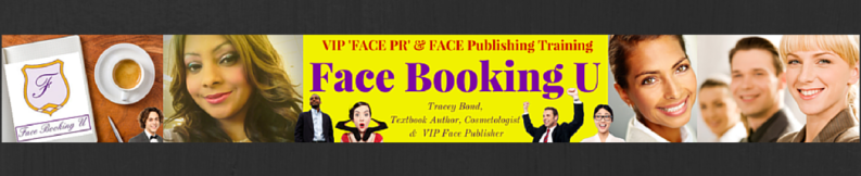 FaceBookingU Header at Website for #FaceBookingU Training