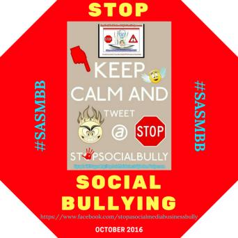 STOP sOCIAL bULLYING #sasmbb @STOPSOCIALBULLY.png